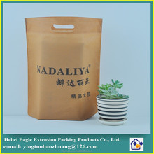 Printing disposable nonwoven cloth bag