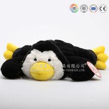 Hot sale & high quality custom plush lazy penguin