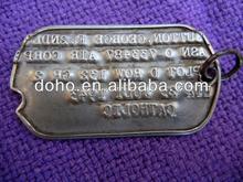 Environmental protection Pet dog tag --DH 8487