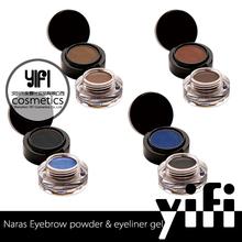 NEW fashionable cosmetics brand NARAS eyebrow powder eyeliner gel