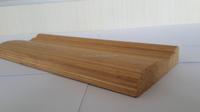 Primed Light Timber Construction Crown Wood Moulding