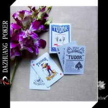 china tudor playing bicycle paper poker cards