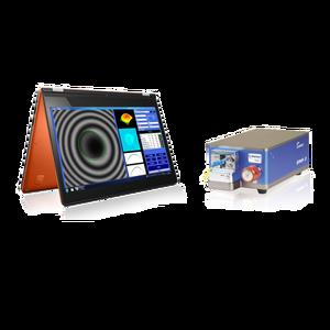 Automático excelente 3D imágenes fibra óptica interferómetro para fibra óptica conectores End cara