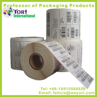 Yori High quality printing label pvc led sticker for bottle