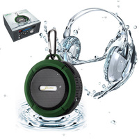 Wholesale china cheap product portable wireless Sucker MP3 waterproof bluetooth speaker for mp3