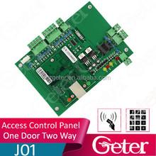 interface locking; intimidation alarm; integrated fire control Access Control System JTL-J01