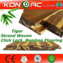 Grade AAA Bambu !! Hand scraped hardwood flooring ,Tiger stripe bamboo