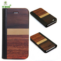 Hot selling wood cell phone cover for i phone 6 case