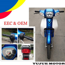 Hottest EEC motorcycle 110cc/ motor with OEM kids moped motor 50cc