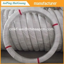 Manufacture galvanized oval wire,Farm Fence Oval Wire , smooth oval wire for farm