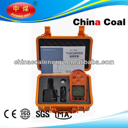 Portable Methane detector with high sensitivity