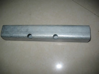 Ringlock scaffolding system pressed inner joint pin
