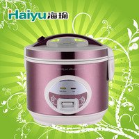 Practical big rice cooker with convenient and fashion