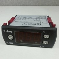 heat lamp temperature control/heating element temperature control