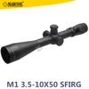 Leupold M1 3.5-10x50 SFRG Long Range Hunting Riflescope