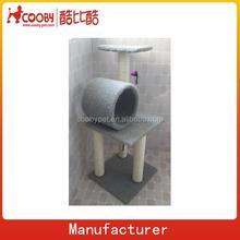 CT01 Super Quality Cat Scratcher China Cat Tree