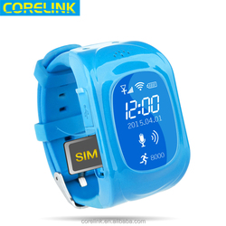 Dual positioning and SOS /GPS Android Smart kids gps watch mobile phone