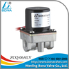 "1/8"" AC24V DC24V AC110V AC230V wire feeder aluminum solenoid valve air valve ZCQ-06BLV"