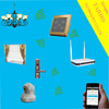 2015 new zigbee smart home system zigbee tablet pc remote control smart house system
