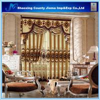 CUR BLACKOUT146 Polyester Jacquard design living room curtains