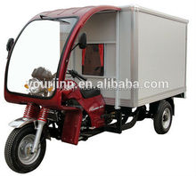 3 wheeled motor cycles with cabin , chinese tricycles trucks