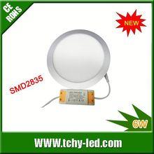 Renewed Ultra Slim panel light 6w exporter