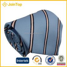 Classic fashional hat sales 100% striped silk neckties