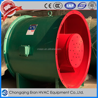 HVAC commercial high temperature radial propeller axial fan blower