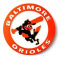 Baltimore Orioles béisbol Pads Coaster