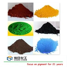 High temperature iron oxide red/yellow 313/black oxide powder /green color for chemical industry