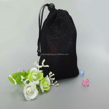 Hot sale high quality knitted plastic mesh bag
