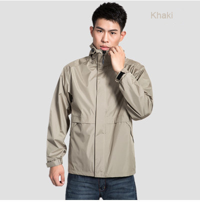 Korean Raincoat Jacket 1