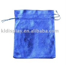 luxury bright colour drawstring gifts bag