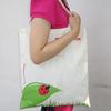 2015 new style cotton shopping bag handbag, 2015 new design cotton shopping handbag, shopping handbag cotton