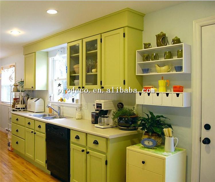cuisine tunisienne meuble vert » Photos de design d\'intérieur et ...