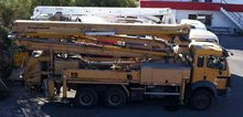 mb 2631 pompa per calcestruzzo putzmeister 33 metro