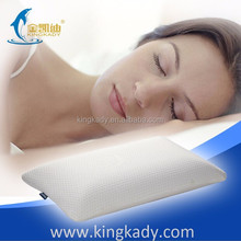 KINGKADY cotton pillow filling machines Shredded Memory Foam Pillow with Bamboo Cover Indoor/Outdoor Accent Pillows