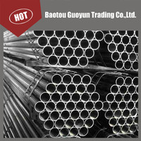 New design GB/T8162-1999 carbon steel 20# seamless steel pipe