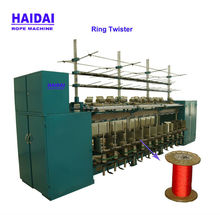 Textile ring twister spinning machine for sale