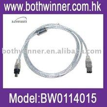Good quality 4 pin firewire to usb