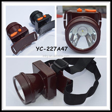 Super small head lamp light rechargeable LED emergency light special hunting fishing YC-227A47