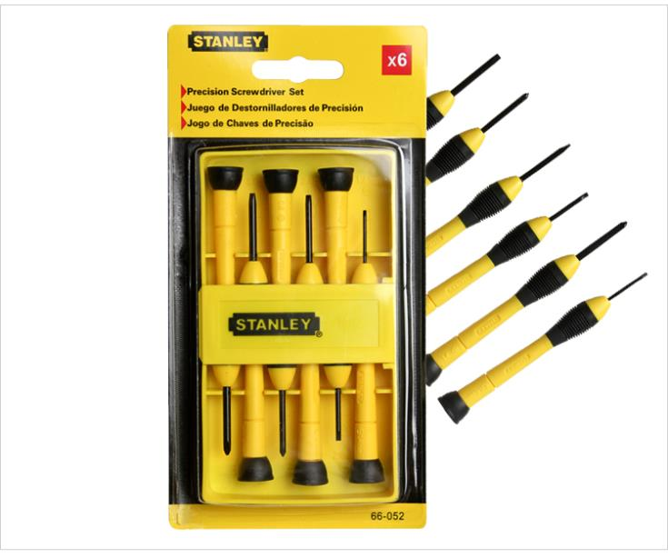 stanley 6 piece precision screwdriver end 7 4 2018 1 15 pm. Black Bedroom Furniture Sets. Home Design Ideas