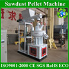 Woodworking machine biofuel sawdust pellet machine made in china