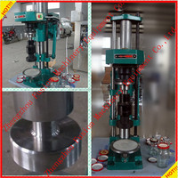Factory price automatic tin can capping machine