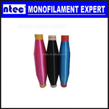 Hot sale !! PE monofilament yarn/polyethylene monofilament yarn for filter bag