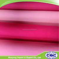cotton/polyester dyeing plain pocketing fabric