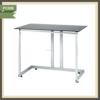 Modern commercial home desk design furniture glass office desktop computer table in good taste