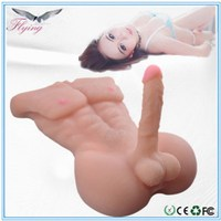 Good quality top sell vagina sex toy silicone doll pussy 13101
