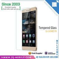 Hot selling accessory alibaba express in electronics tempered glass for Huawei P8