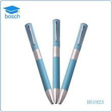 Gift for office multicolor cheap metal pen lovely ballpoint pens